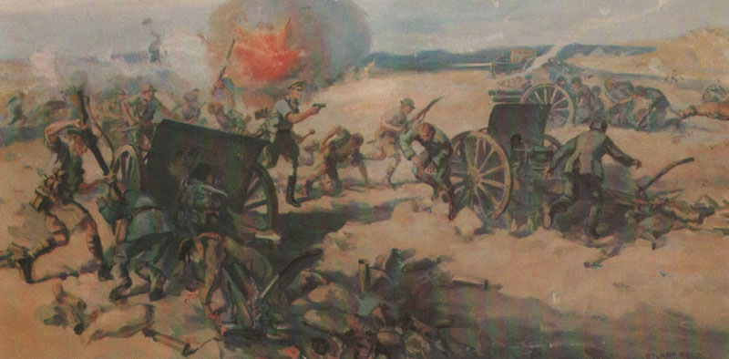 Battle of Tel el Sheria
