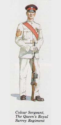 queen's royal surrey regiment
