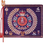 Queen's Regiment Colour