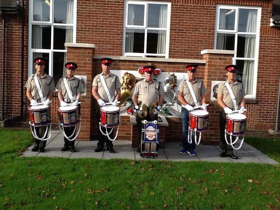 QRA Corps of Drums