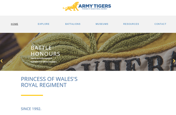 Princess Of Wales's Royal Regiment