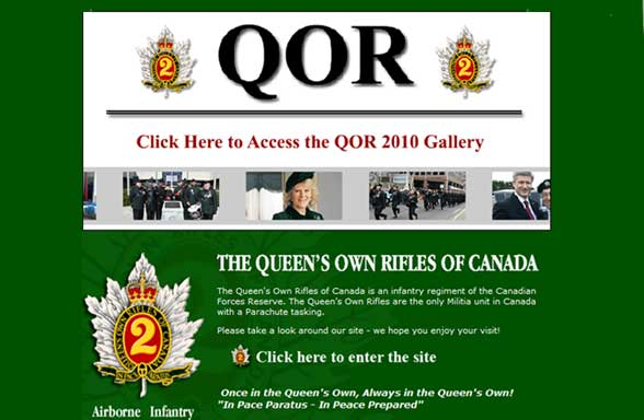 Queen's Own Rifles